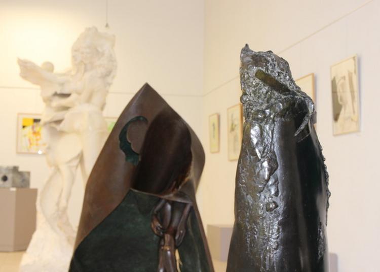 Visite Libre De La Galerie Ipoustéguy à Doulcon