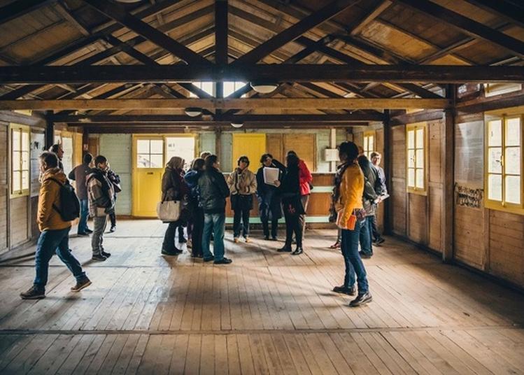 Visite Libre De La Grande Baraque à Lorient