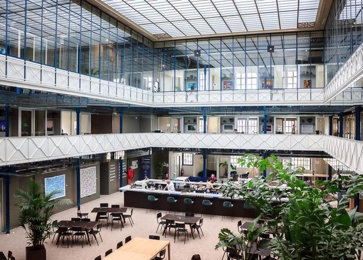 Visite Libre De La Halle à Bordeaux