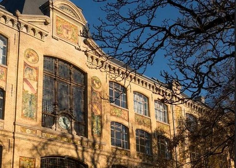 Visite Libre De La Haute Ecole Des Arts Du Rhin à Strasbourg