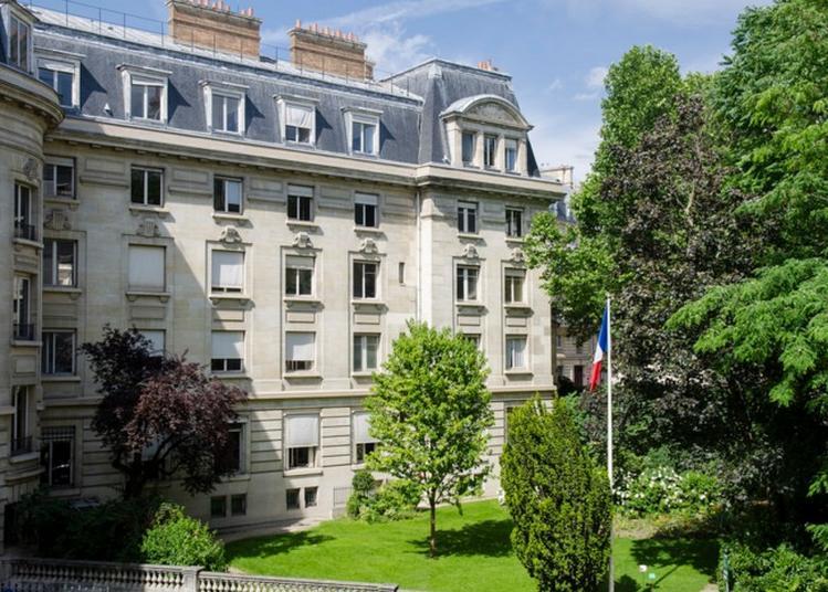 Visite Libre De La Mairie Du 8e à Paris 8ème