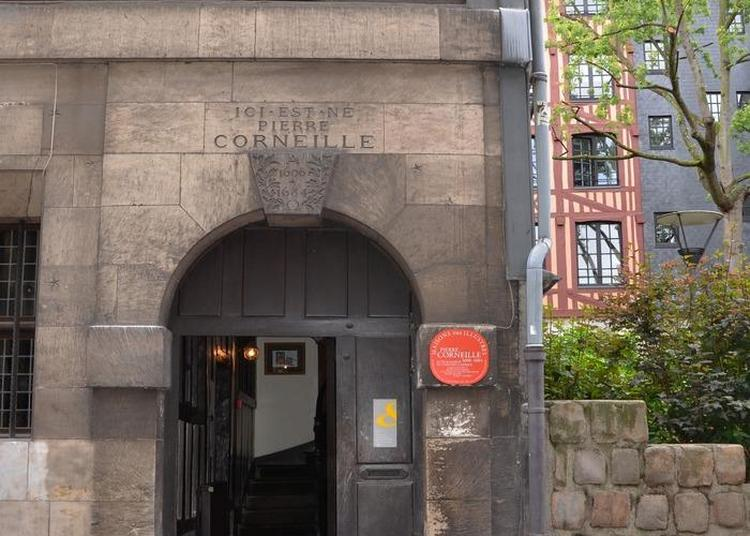 Visite Libre De La Maison Corneille à Rouen