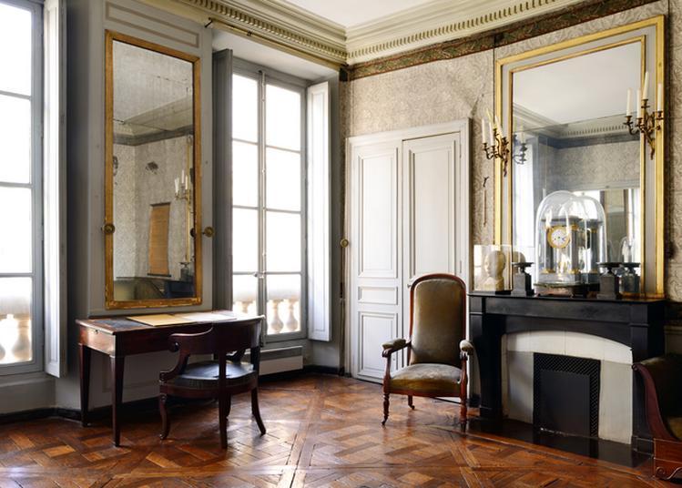 Visite Libre De La Maison D'auguste Comte à Paris 6ème