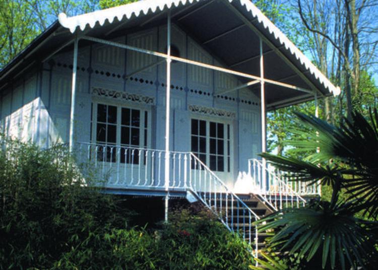 Visite Libre De La Maison De Fer à Dampierre en Yvelines