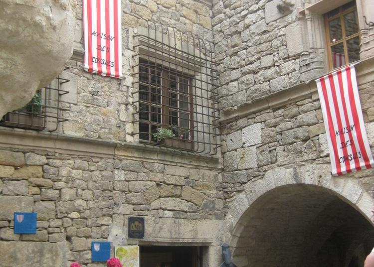 Visite Libre De La Maison Des Consuls - Sévérac-le-château à Severac le Chateau