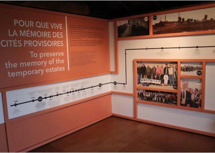 Visite Libre De La Maison Du Patrimoine Et Des Cités Provisoires à Gonfreville l'Orcher