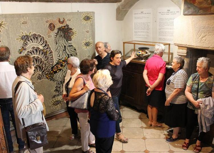 Visite Libre De La Maison Du Tapissier à Aubusson