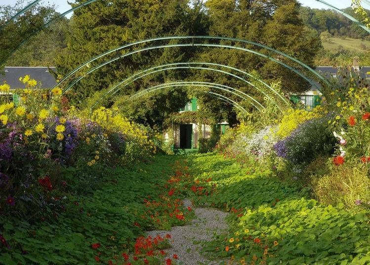 Visite Libre De La Maison Et Du Jardin De Claude Monet à Giverny