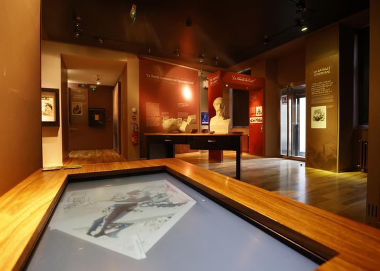 Visite Libre De La Maison Victor Hugo à Besancon