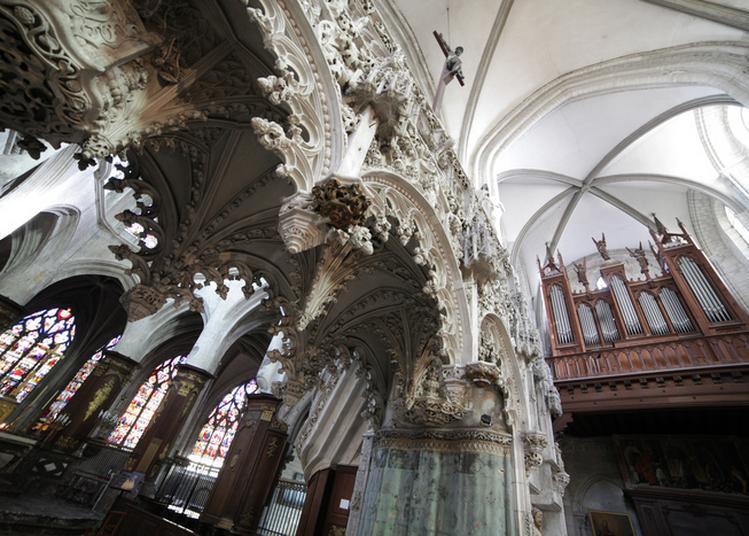 Visite Libre De La Plus Ancienne église De Troyes.