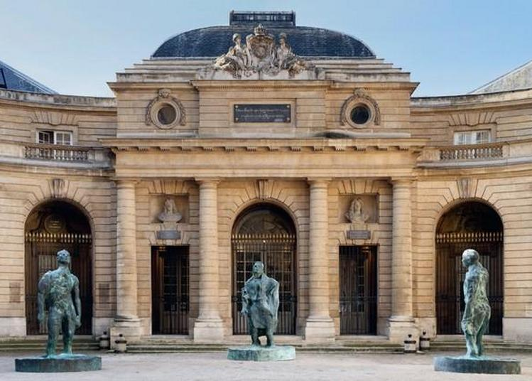 Visite Libre De La Première Rétrospective Parisienne De L'artiste Thomas Schütte Au 11 Conti ! à Paris 6ème