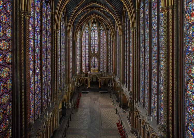 Visite Libre De La Sainte-chapelle à Paris 1er