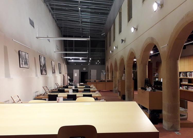 Visite Libre De La Salle De Lecture Des Archives Municipales De Metz