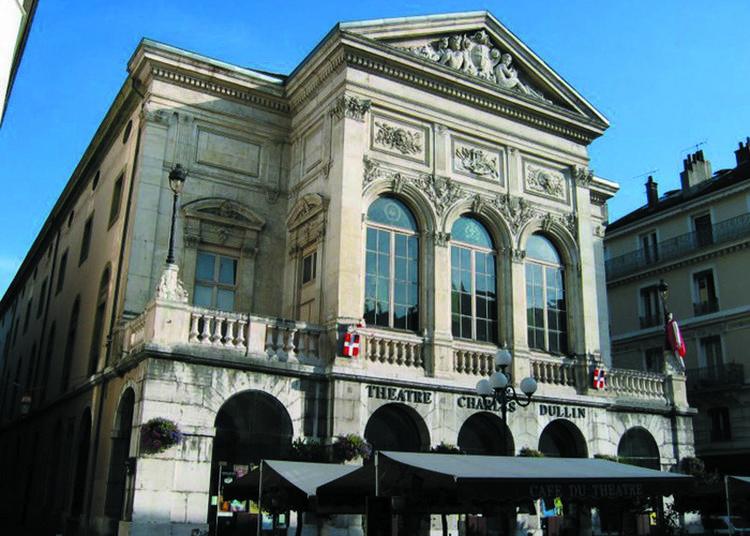 Visite Libre De La Salle Et Des Espaces Publics Du Théâtre. à Chambery