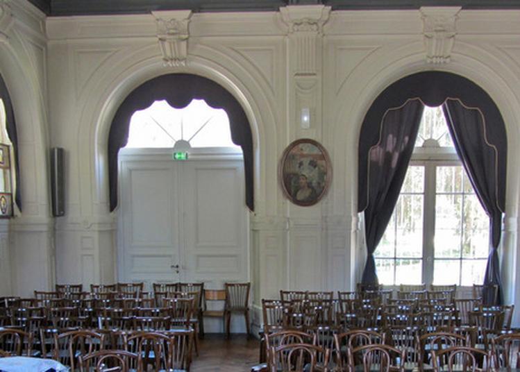 Visite Libre De La Société Académique De L'aube à Troyes