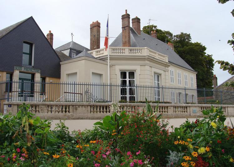 Visite Libre De La Sous-préfecture De Mortagne-au-perche à Mortagne au Perche