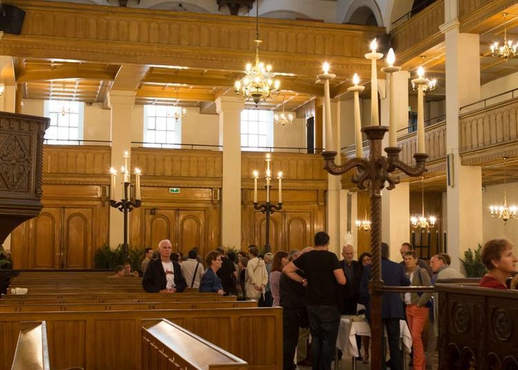 Visite Libre De La Synagogue à Metz
