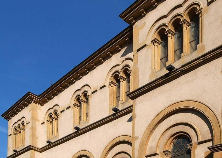 Visite Libre De La Synagogue Consistoriale à Metz