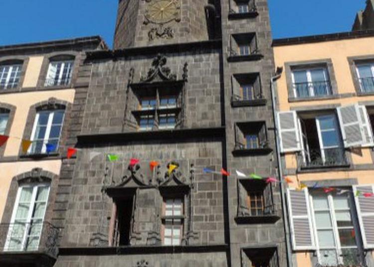 Visite Libre De La Tour De L'horloge. à Riom