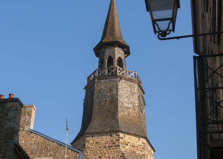 Visite Libre De La Tour De L'horloge à Dinan