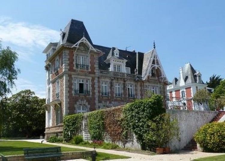 Visite Libre De La Villa Kerlilon, à Larmor-plage à Larmor Plage