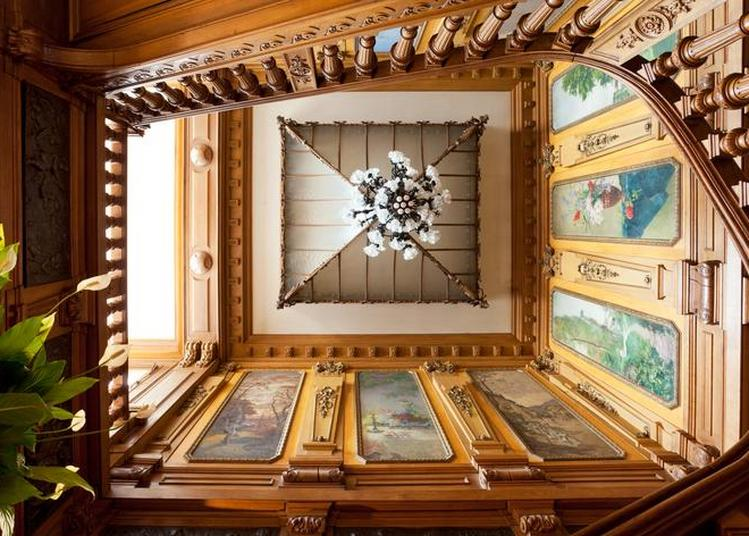 Visite Libre De La Villa Lumière, Hôtel De Ville D'Évian à Evian les Bains