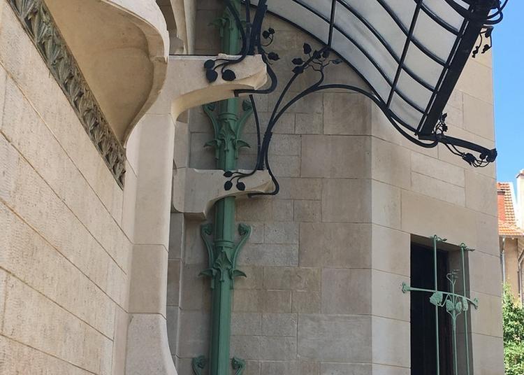Visite Libre De La Villa Majorelle à Nancy