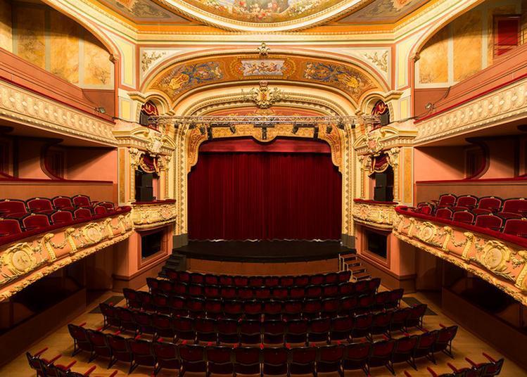 Visite Libre Découverte Du Théâtre Du Pays De Morlaix