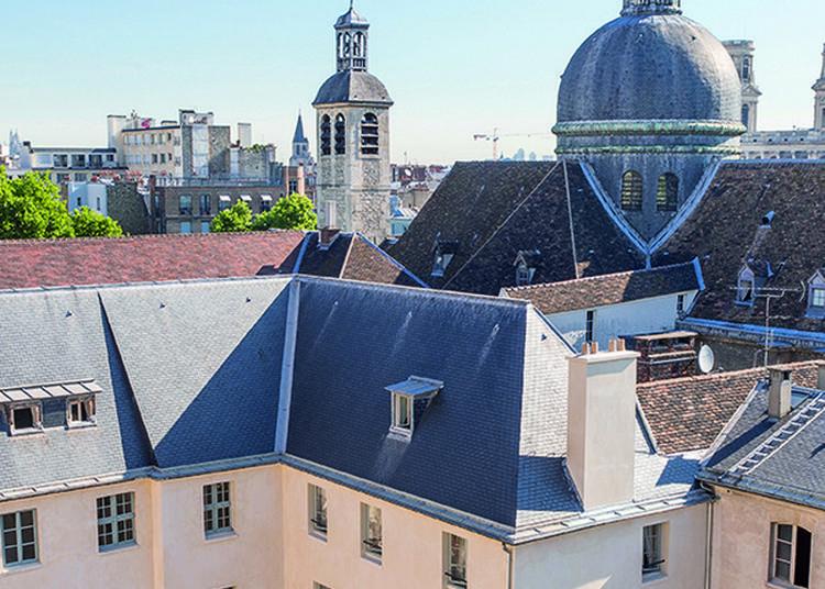 Visite Libre : Découvrez Les Secrets D'un Campus Restauré Au Coeur Du Vie à Paris 6ème