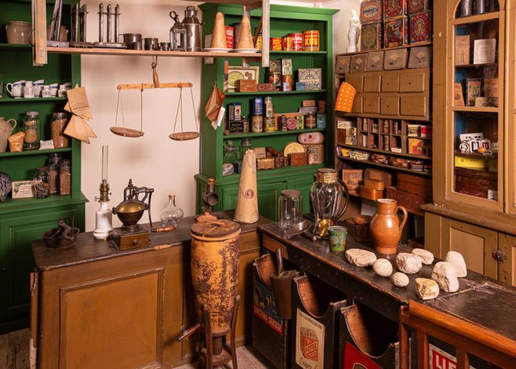 Visite Libre - Découvrir Le Musée Des Arts & Traditions Populaires à Champlitte