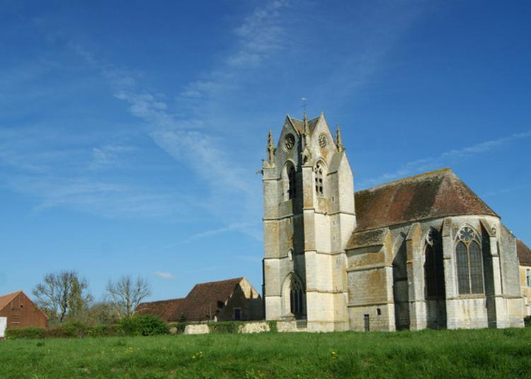Visite Libre Des Bâtiments Du Prieuré De Sainte-gauburge à Saint Cyr la Rosiere