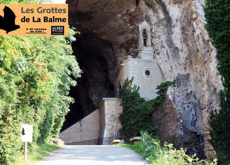 Visite Libre Des Chapelles Des Grottes De La Balme à La Balme les Grottes