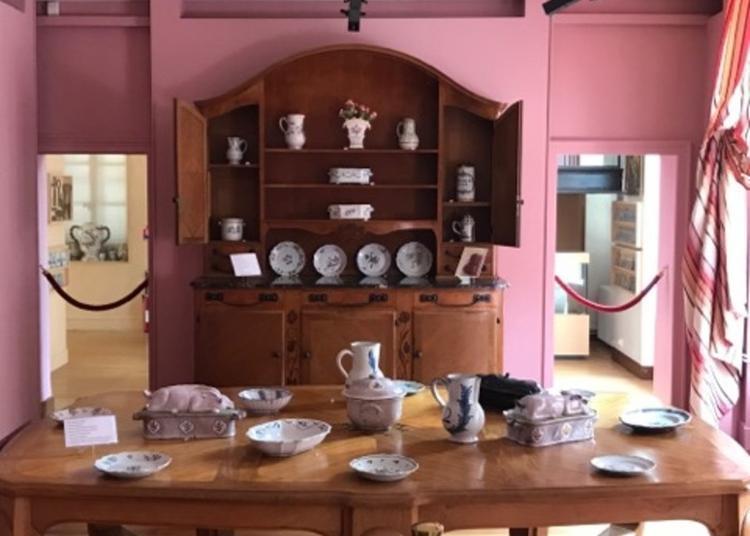 Visite Libre Des Collections Ainsi Que L'exposition à Villiers saint Benoit