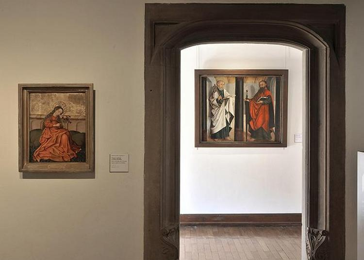 Visite Libre Des Collections Du Musée De L'oeuvre Notre-dame à Strasbourg