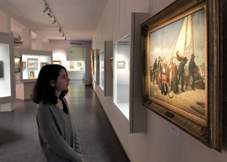 Visite Libre Des Collections Du Musée Eugène Boudin Au Crépuscule à Honfleur
