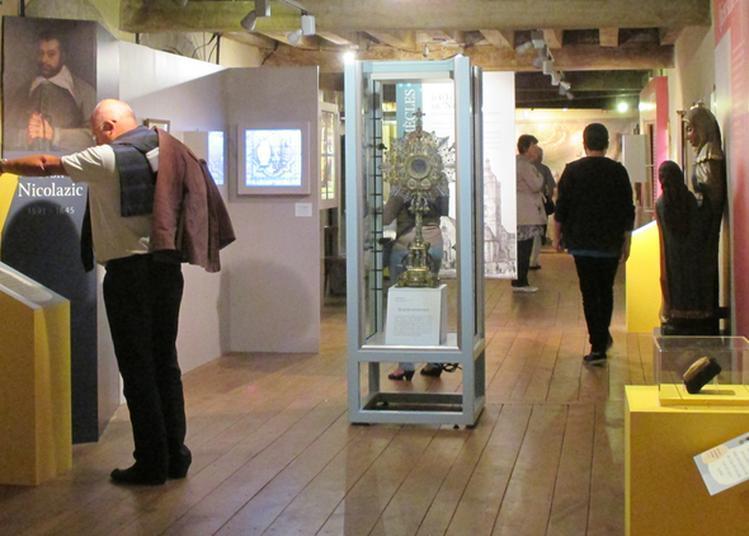 Visite Libre Des Expositions De La Galerie Du Cloître à Auray