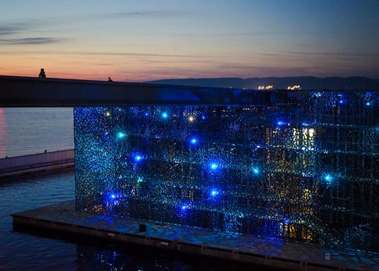 Visite Libre Des Expositions Du Mucem à Marseille