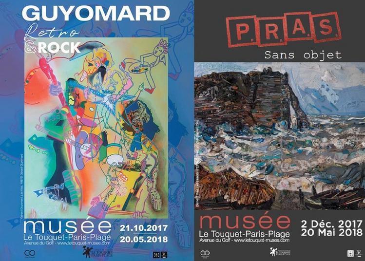 Visite Libre Des Expositions Guyomard, Rétro & Rock, Et Pras, Sans Objet à Le Touquet Paris Plage