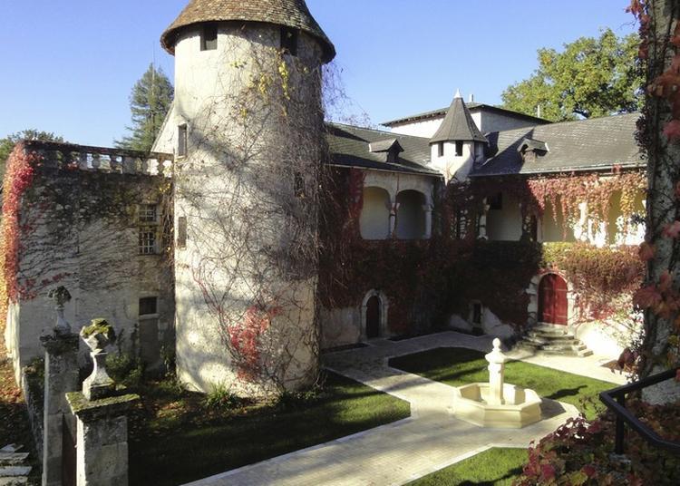 Visite Libre Des Extérieurs Du Château à Vianne