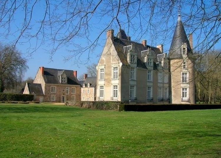 Visite Libre Des Extérieurs Du Château Du Plessis-chivré à Etriche