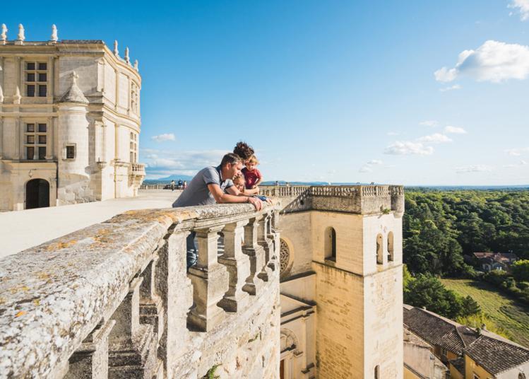 Visite Libre Des Extérieurs Et Du 1er étage Au Château De Grignan