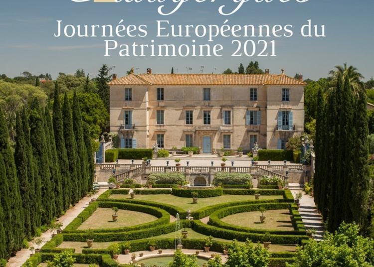 Visite Libre Des Jardins à Montpellier