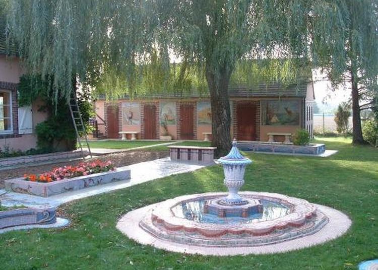 Visite Libre Des Jardins De La Feuilleraie à Happonvilliers