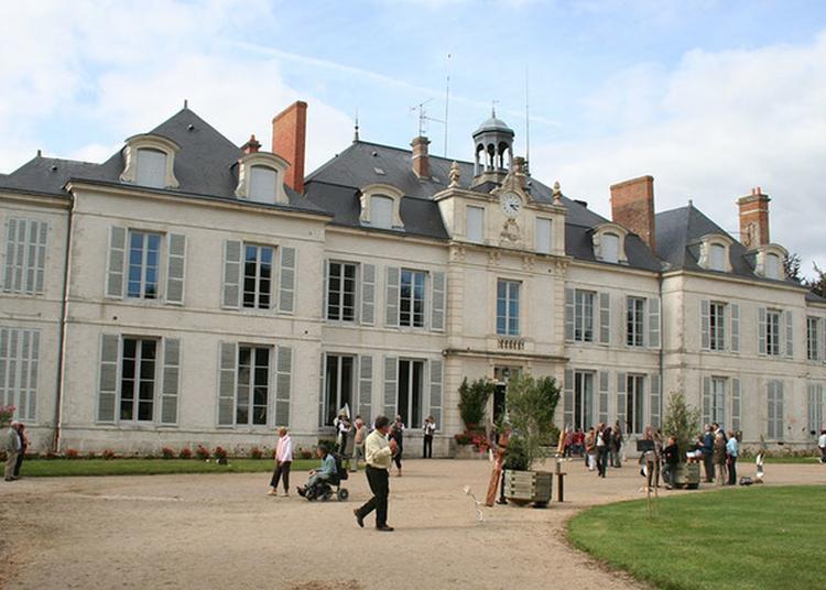 Visite Libre Des Salles Et Du Parc à Dry
