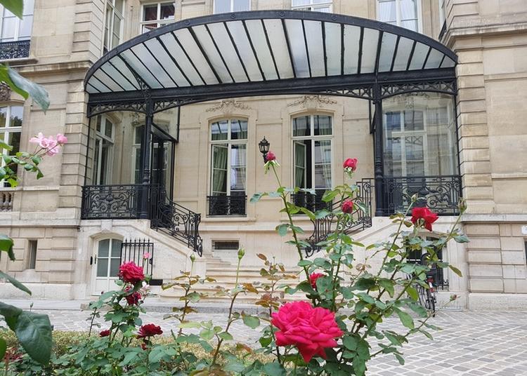 Visite Libre Des Salons Historiques De L'ambassade D'autriche à Paris 7ème