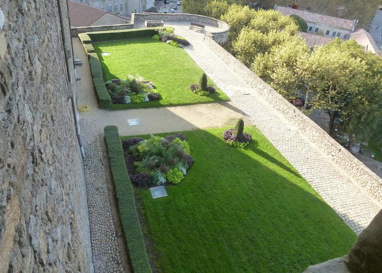 Visite Libre Des Terrasses Du Château à Tournon sur Rhone