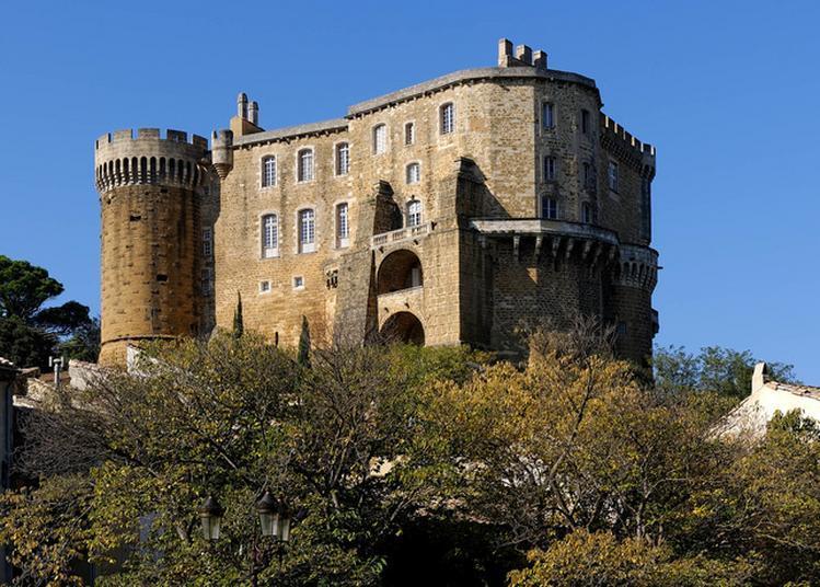 Visite Libre Du Château à Suze la Rousse