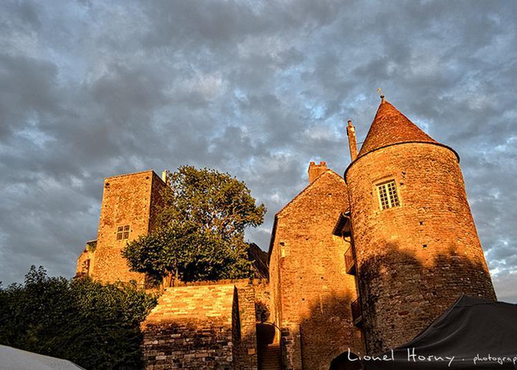 Visite Libre Du Château De Brancion à Martailly les Brancion