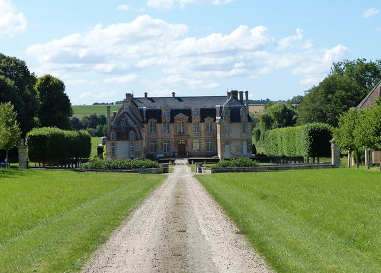 Visite Libre Du Château De Carel à Saint Pierre sur Dives
