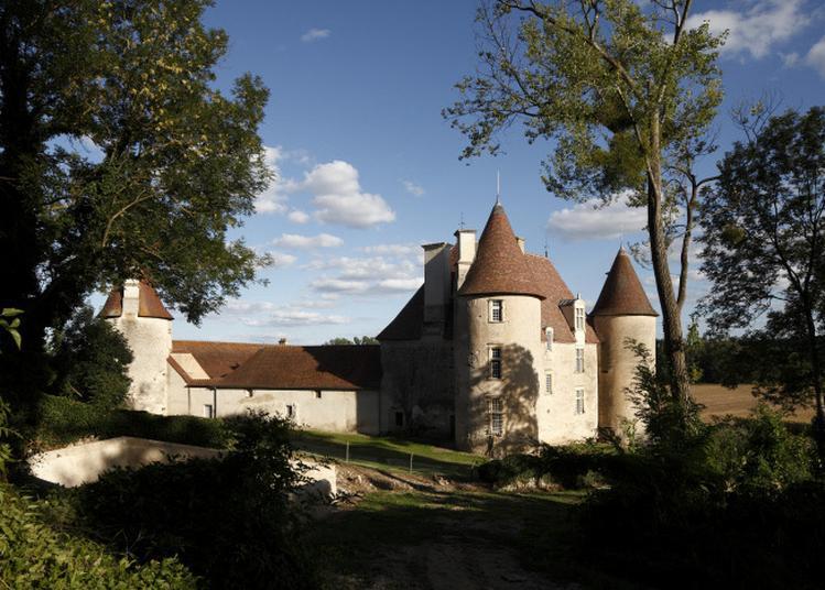 Visite Libre Du Château De Chareil-cintrat. à Chareil Cintrat